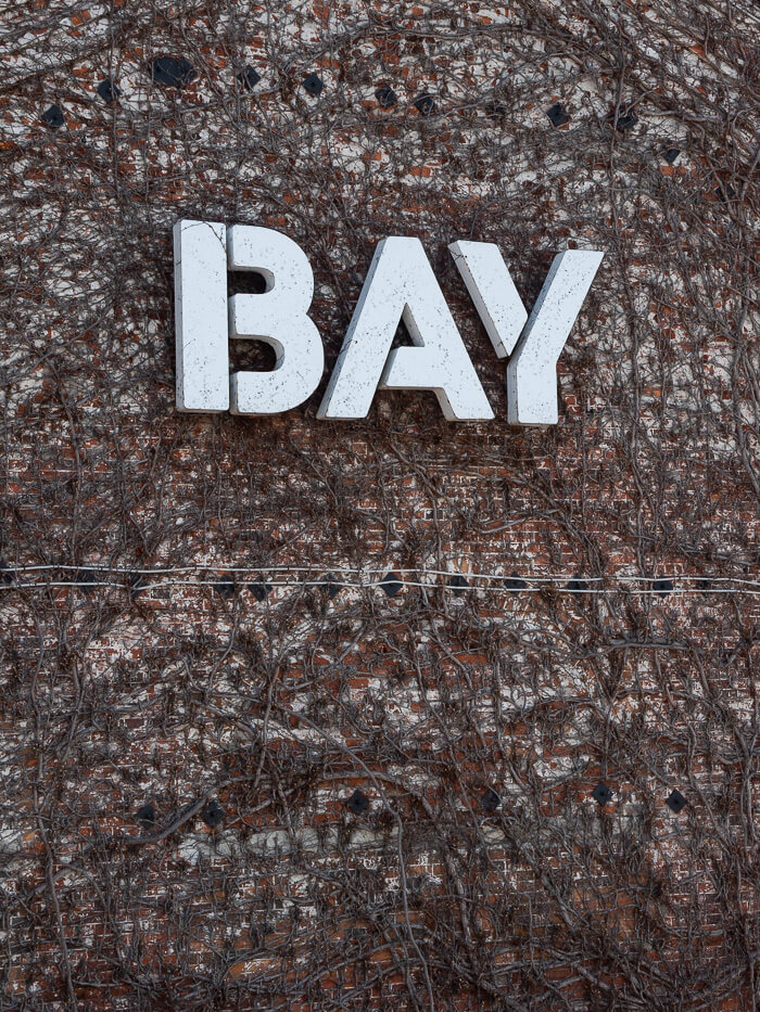 """""""Bay"""" - signifying the Hakodate Bay area"""